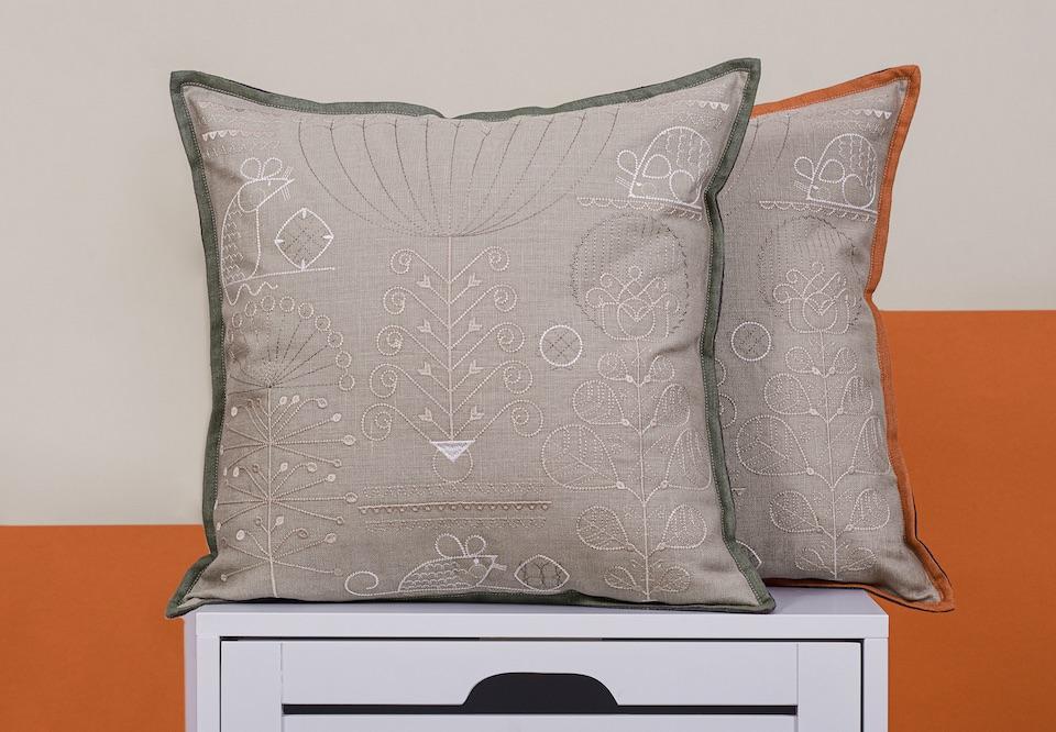 Scandinavia pillows
